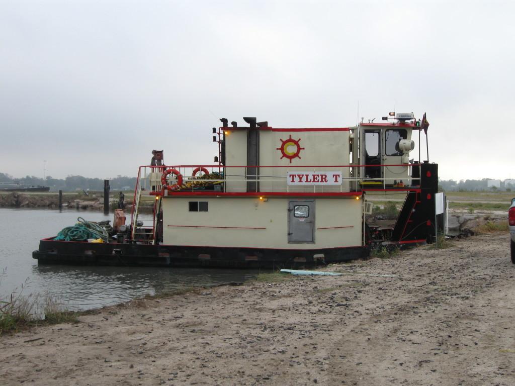 Motor Vessel Tyler T